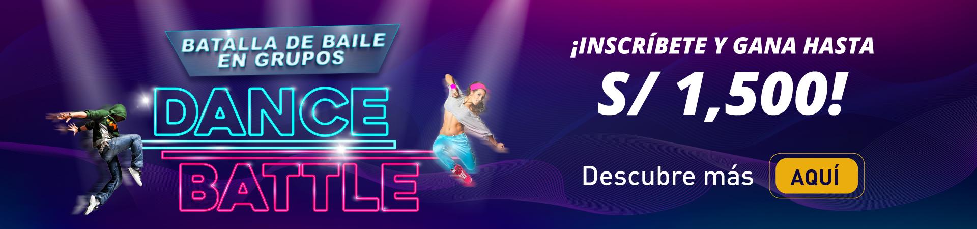 Dance Battle PLS